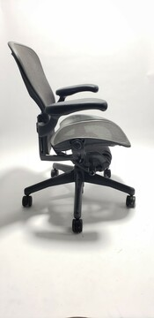 Herman Miller Aeron Chair Fully Featured Size B (or C) Black