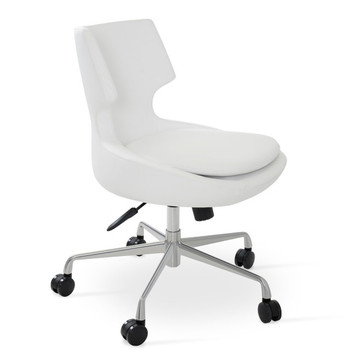 Soho Concept Patara Office Chair in Leatherette