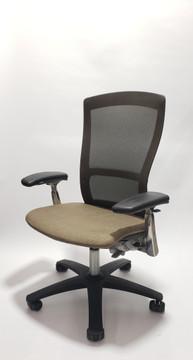 Bulk Lot 100 Knoll Life Chairs Fully Adjustable Model