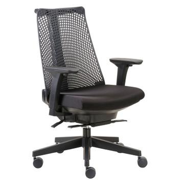 Boss Contemporary Executive Chair B6550-BK