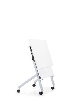 Lemoderno Flap Nesting Folding Desk Table