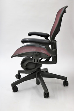 Aeron Chair By Herman Miller Basic Model with Lumbar