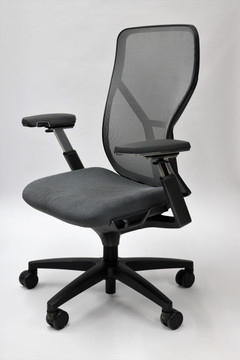 Acuity Chair By Allsteel Highly Adjustable Model Gray Seat