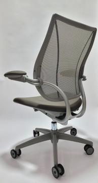 Humanscale Liberty Chair Platinum Frame