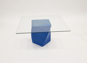 Parable Square Glass Coffee Table by ModernPeek