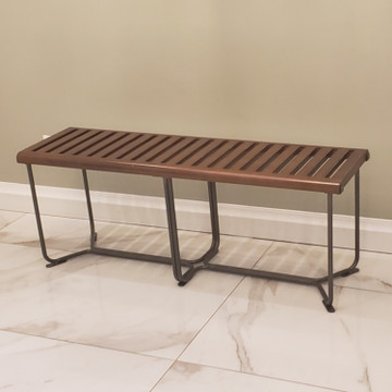 """Solid Bench 48"""" by Fine Mod"""