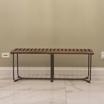 """Solid Bench 72"""" by Fine Mod"""