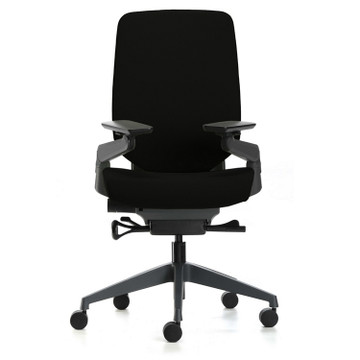 BackComfort Office Chair, Black by Fine Mod
