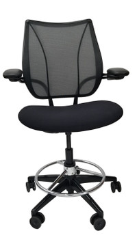 Humanscale Liberty Chair Drafting Stool