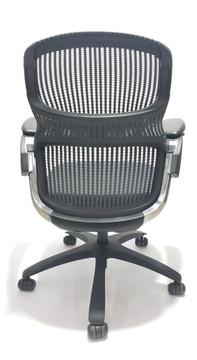 Knoll Generation Chair Fully Adjustable Model Black