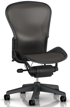 Herman Miller Aeron Chair No Arms Size B (or C)