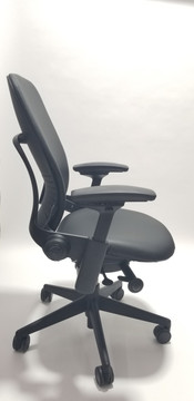 Steelcase Leap Chair V2 In Leather