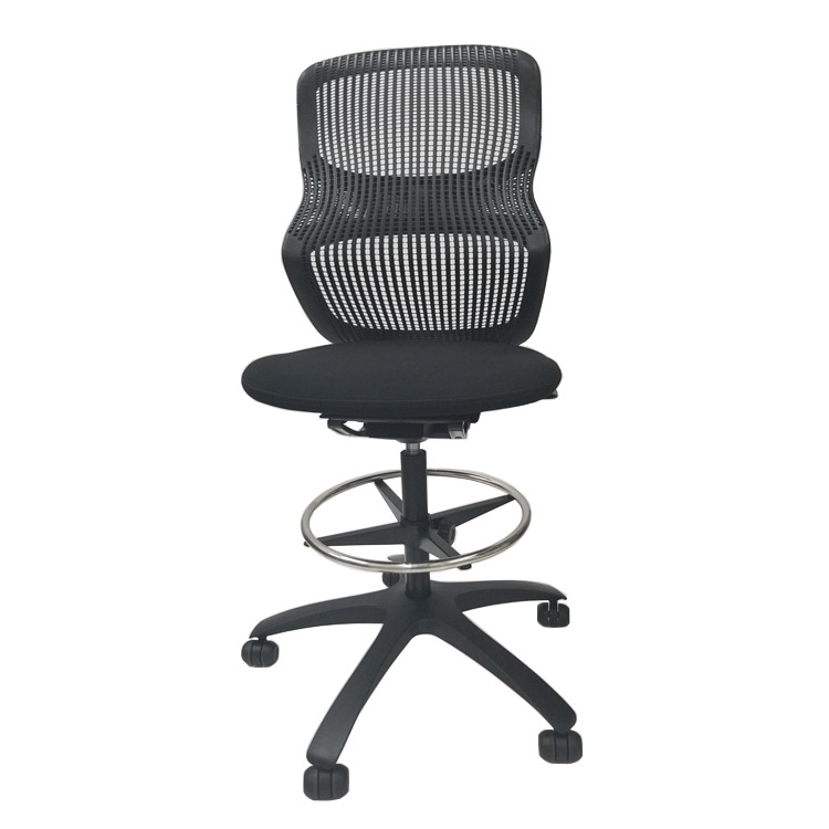 Knoll Generation Chair Drafting Stool Seatingmind