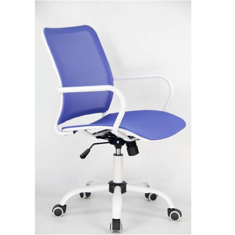 Spare Office Chair, Blue by Fine Mod