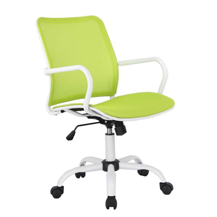 Spare Office Chair, Green by Fine Mod