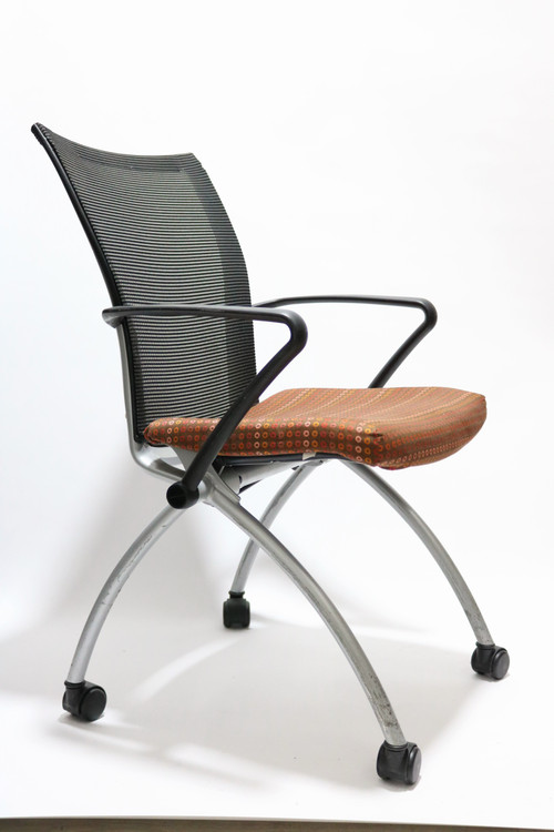 Haworth X99 Advanced Brown Chair