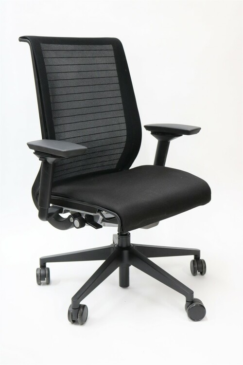 Steelcase Think Chair Mesh Back Fully Adjustable Model