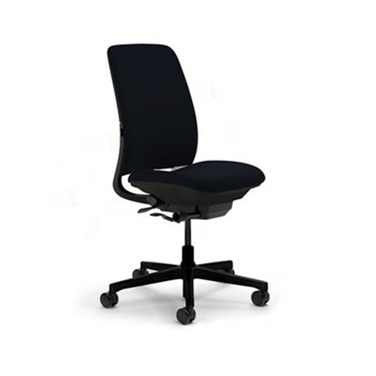 Steelcase Amia Chair Fully Adjustable Model No Arms