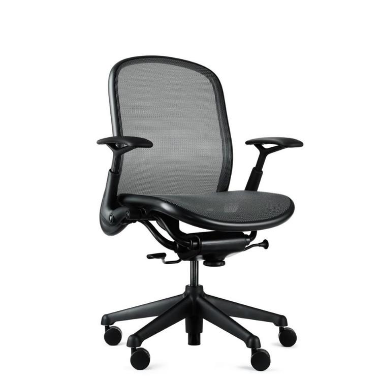 Knoll Chadwick Chair + Adjustable Arms