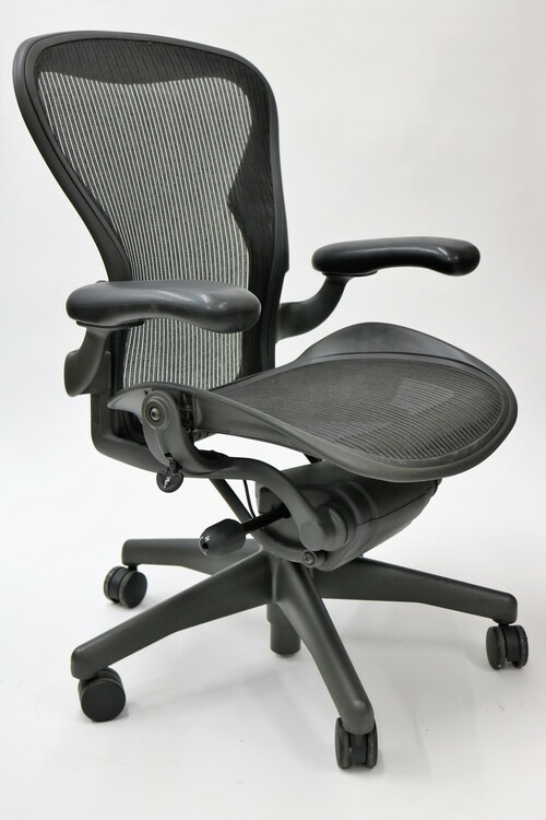 Herman Miller Aeron Chair Basic Size B (or C) Black