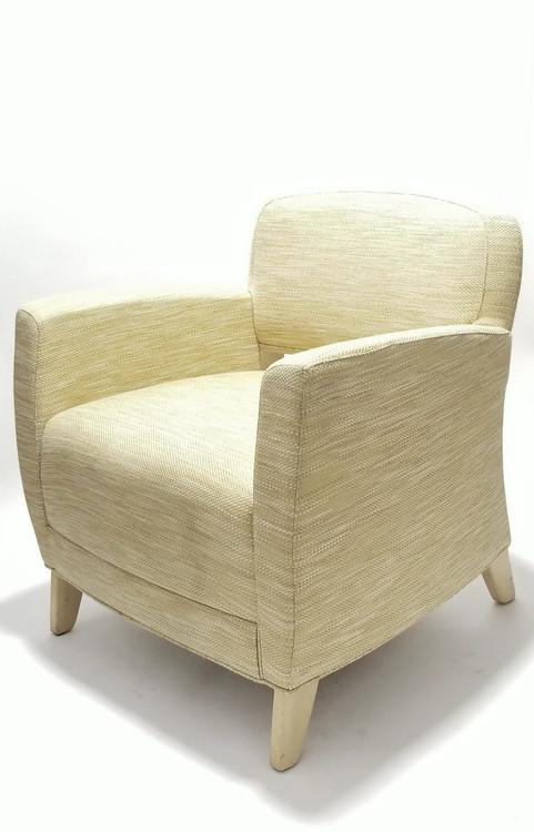 Bernhardt design Portrait John Kaloustian Lounge Chair