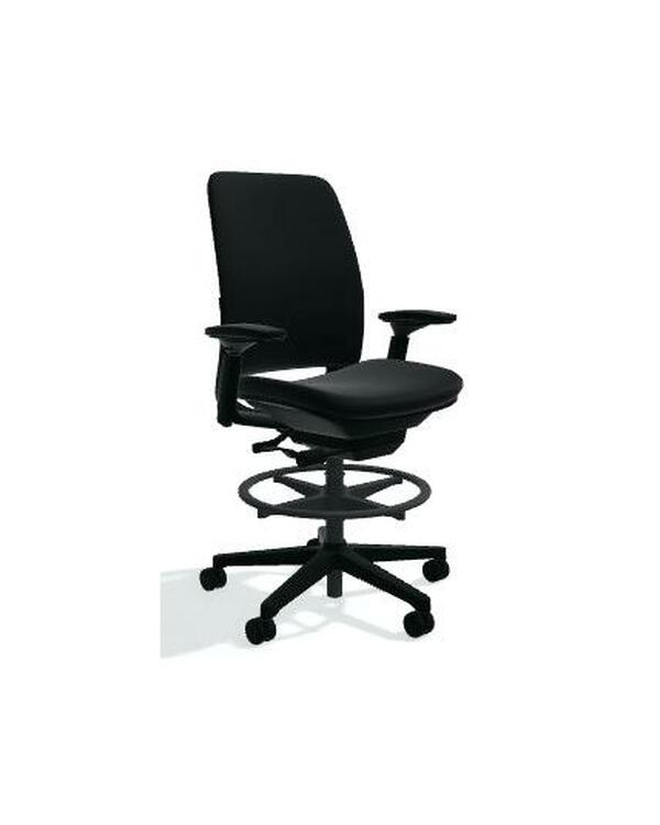 Steelcase Amia Stool Chair Fully High Performance Arms