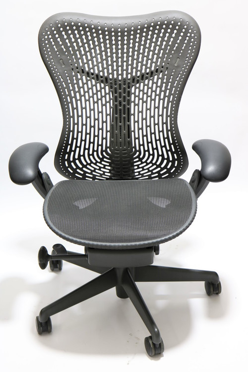 Herman Miller Mirra Chair Basic Model Flex Back