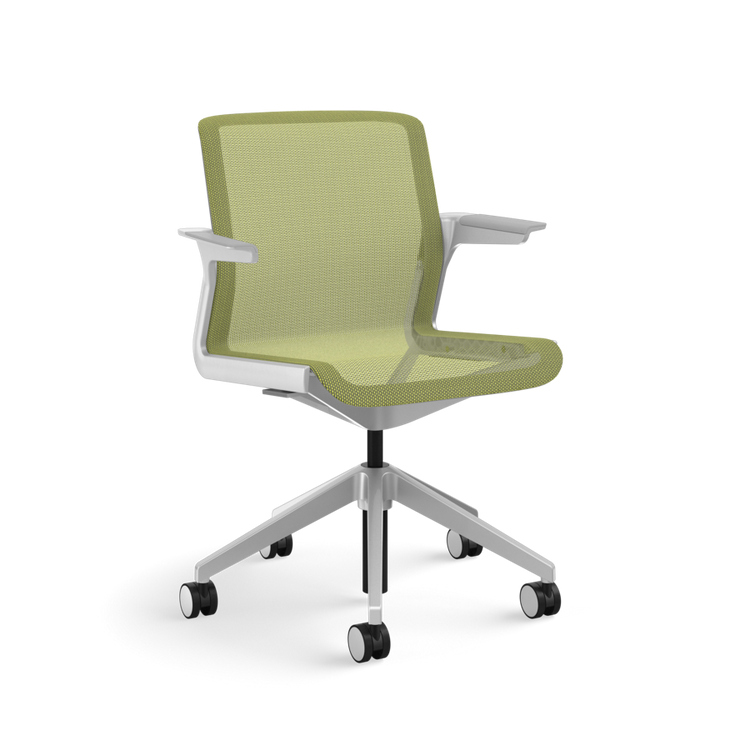 Allsteel Clarity Chair Lime Mesh