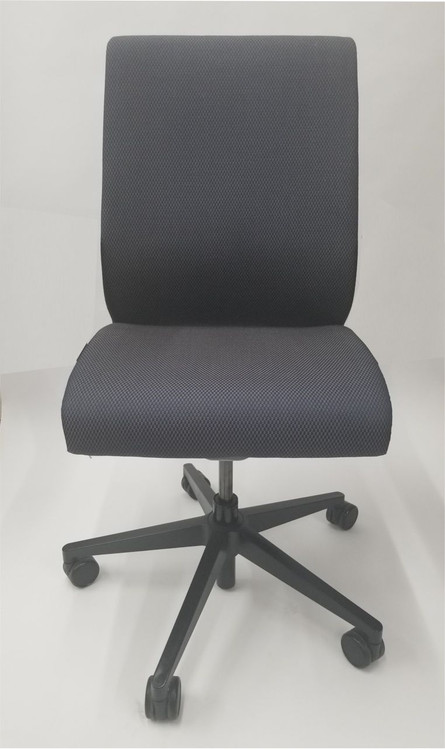 Steelcase Think Work Chair in Fabric and No Arms