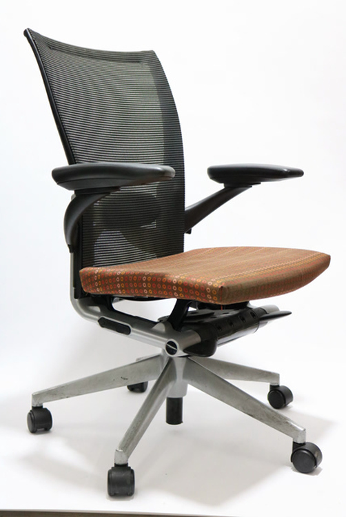 Haworth X99 Chair Fully Adjustable Model Pattern