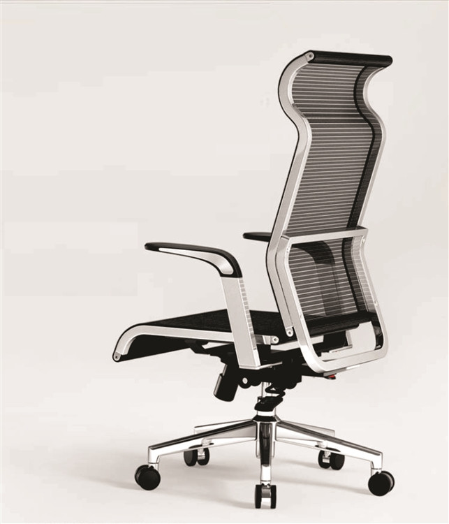 Stat Executive Office Chair With Headrest by Fine Mod