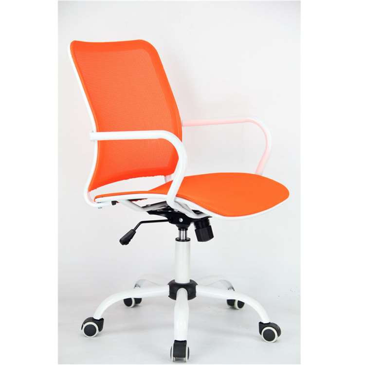 Spare Office Chair, Orange by Fine Mod