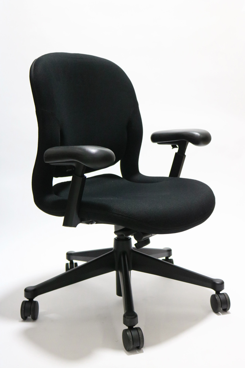 Herman Miller Equa Chair in Black Size B