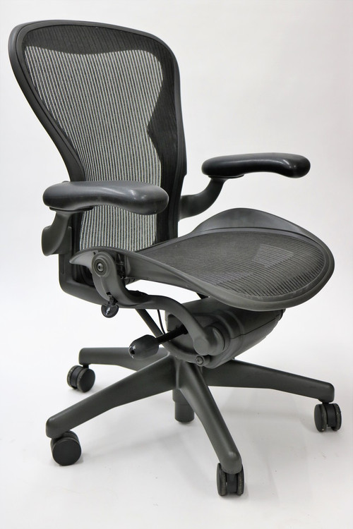 Herman Miller Aeron Chair Size B Or C Basic Model