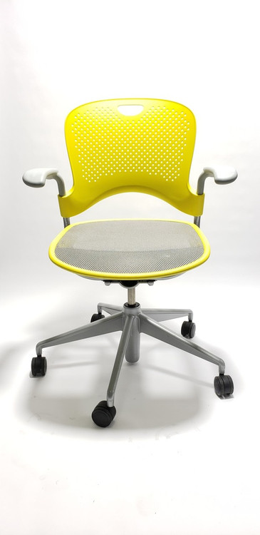 Herman Miller Caper Chair In Black