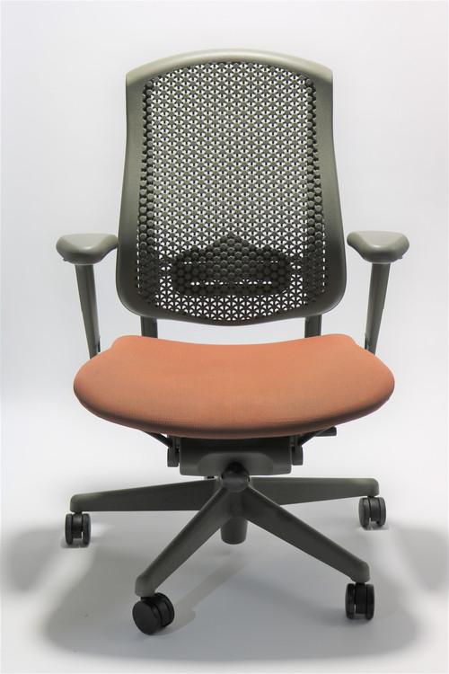 Herman Miller Celle Chair In Black Open Box