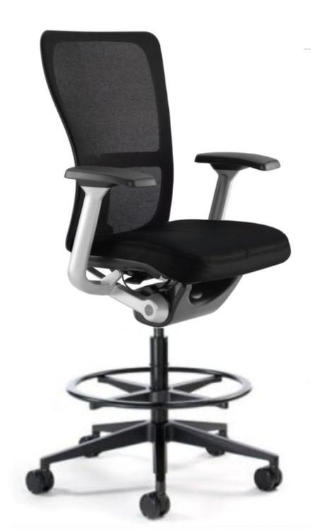 Haworth Zody Chair Mesh Back Fully Adjustable Model