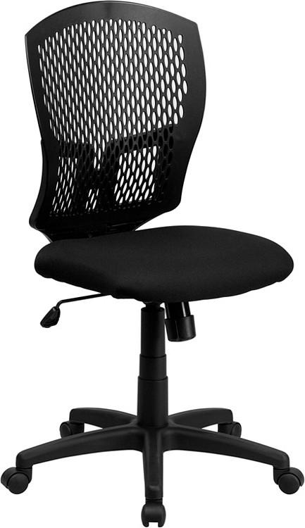 Flash Furniture Mid Back Designer Back Swivel Task Chair