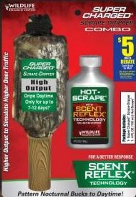 Super Charged® Scrape-Dripper Combo with Hot-Scrape®