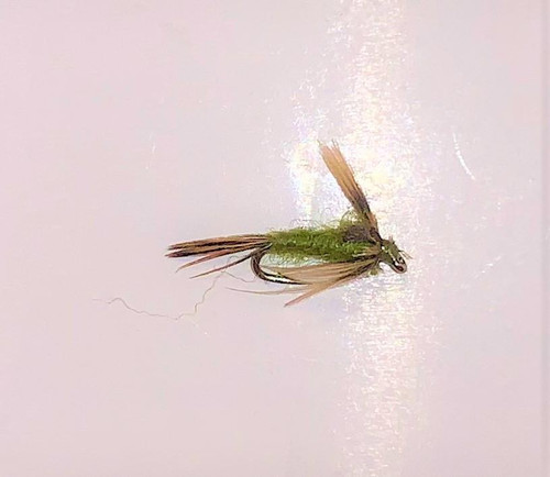 BWO Nymph Fishing Fly
