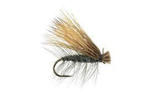 Elk Hair Caddis Brown Fishing Flies