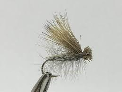 Elk Hair Caddis Gray Fishing Flies