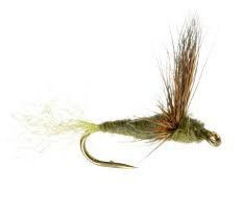 Sparkle Dun BWO Fishing Flies