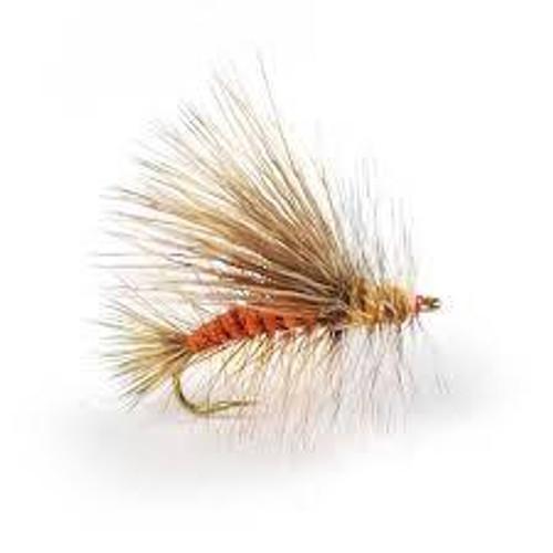 Stimulator Orange Fishing Flies