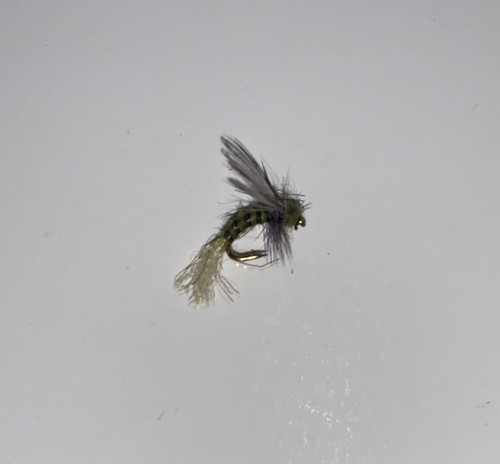 Winger BWO Fishing Flies