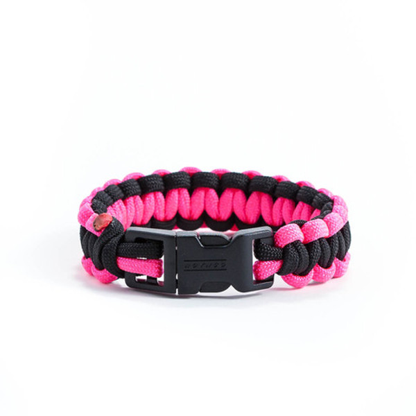 Handmade Paracord Bracelets - Single & 2-Color
