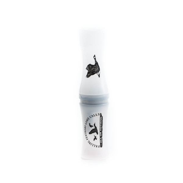 Hellfire Goose Call by Falling Feathers - White