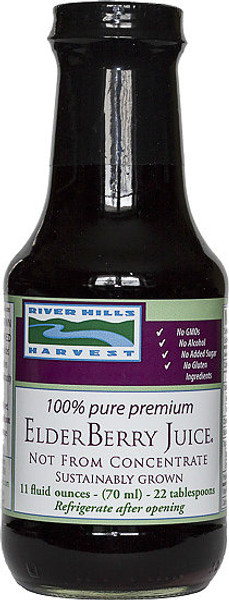 River Hills Harvest Elderberry Products