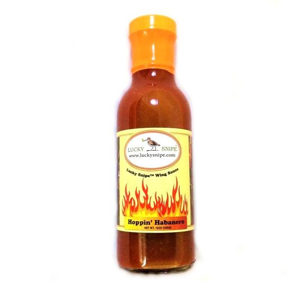 Hoppin' Habanero Wing Sauce