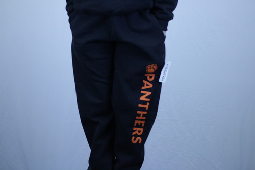 Panthers Youth Open Sweatpants